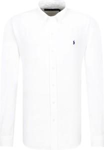 Koszula POLO RALPH LAUREN w stylu casual z długim rękawem z lnu