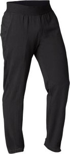 Czarne spodnie Domyos
