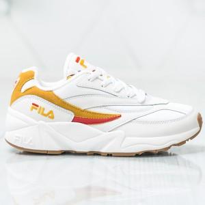 Buty sportowe Fila z płaską podeszwą