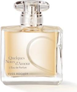 Yves Rocher Woda perfumowana Quelques Notes d'Amour 50 ml