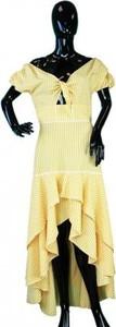 Sukienka Missguided asymetryczna