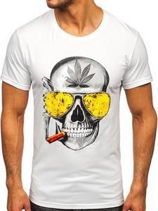 T-shirt Denley w młodzieżowym stylu