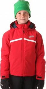 Czerwona kurtka dziecięca NORDBLANC