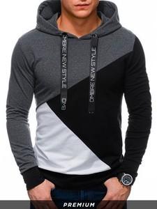 Bluza Ombre w młodzieżowym stylu z bawełny
