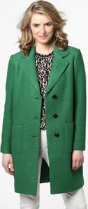 Zielony płaszcz comma,