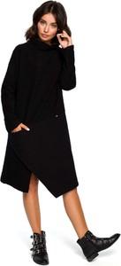 Sukienka MOE midi asymetryczna