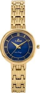 GINO ROSSI - 11106B (zg745e) - Złoty