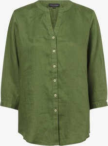 Koszula Franco Callegari w stylu casual z lnu