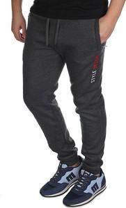 Czarne spodnie sportowe Neidio