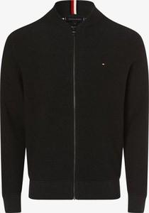 Sweter Tommy Hilfiger ze stójką w stylu casual