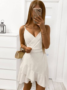 Sukienka Pakuten na ramiączkach