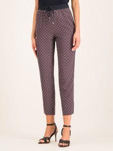 Spodnie DKNY w stylu boho
