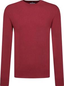 Sweter La Martina z wełny w stylu casual