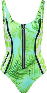 Zielony strój kąpielowy Sportalm w stylu casual z nadrukiem