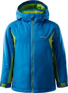 Niebieska kurtka Brugi w sportowym stylu krótka