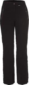 Czarne spodnie sportowe Icepeak