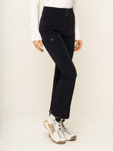 Czarne spodnie sportowe Descente