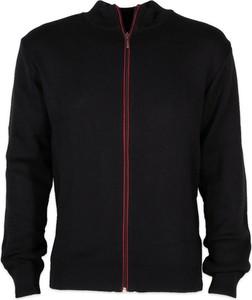 Czarny sweter Willsoor ze stójką
