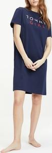 Niebieska sukienka Tommy Hilfiger