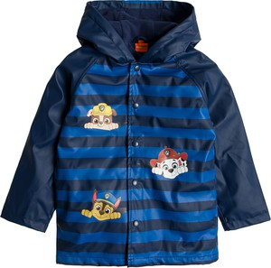 Niebieski płaszcz dziecięcy Cool Club z plaru