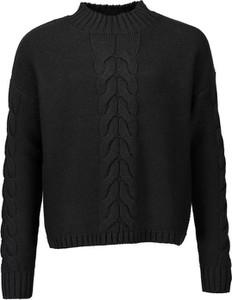 Czarny sweter Blue Seven
