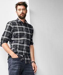 03dce903dbae koszule flanelowe męskie producent - stylowo i modnie z Allani