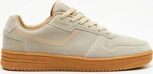 Cropp - Sznurowane sneakersy - Beżowy