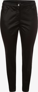 Czarne spodnie Samoon w stylu casual