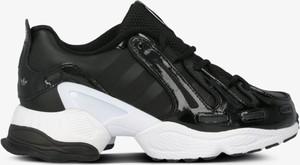 Sneakersy Adidas na platformie sznurowane