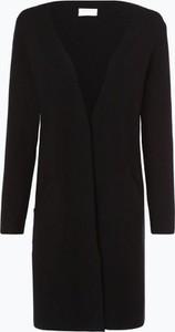 Czarny sweter Vila w stylu klasycznym