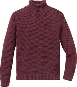Sweter bonprix bpc selection z dzianiny w stylu casual