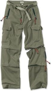 Spodnie Surplus z bawełny