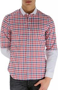Koszula Unconditional z bawełny w stylu casual z długim rękawem