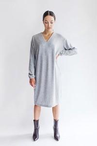 Sukienka True Color By Ann oversize w stylu casual