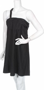 Czarna sukienka Attr@Ttivo bez rękawów mini