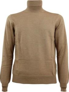Brązowy sweter Gran Sasso