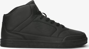 Czarne buty sportowe Umbro sznurowane