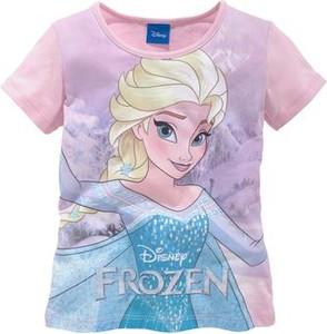 Koszulka dziecięca disney z bawełny