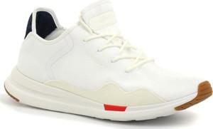 Buty sportowe Le Coq Sportif sznurowane w młodzieżowym stylu