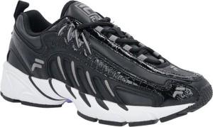 Buty sportowe Fila z płaską podeszwą sznurowane