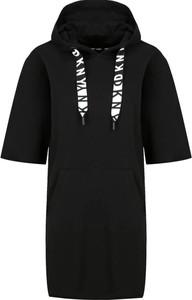 Sukienka DKNY mini prosta