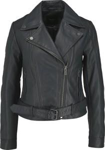 Czarna kurtka Pepe Jeans krótka