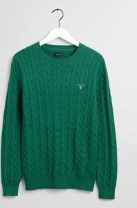 Zielony sweter Gant
