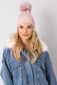 Różowa czapka Sheandher.pl