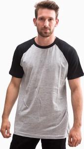 T-shirt Urban Classics z dzianiny z krótkim rękawem