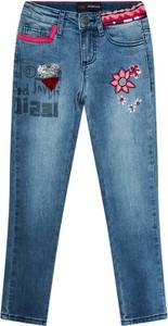 Jeansy dziecięce Desigual