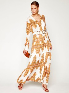 Sukienka Silvian Heach maxi
