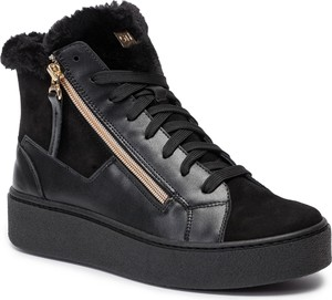 Sneakersy NIK na koturnie
