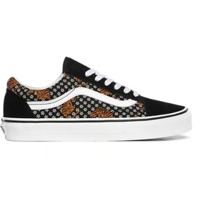 Buty Vans Old Skool (TIGER FLORAL) Black/True White