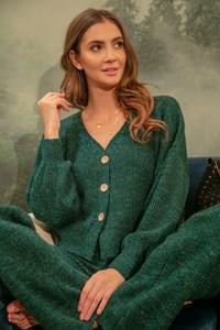 Zielony Fobya w stylu casual